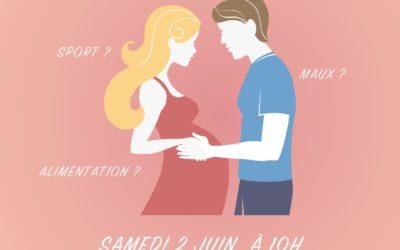 4eme Rencontre – La Grossesse, que du bonheur (…ou presque)