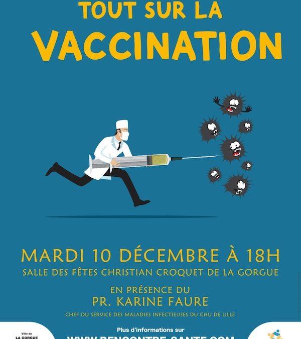 Tout sur la Vaccination